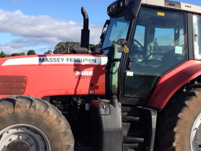 Massey Ferguson 7485 For Sale