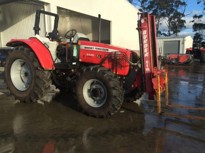 Used Massey Ferguson 5445 For Sale