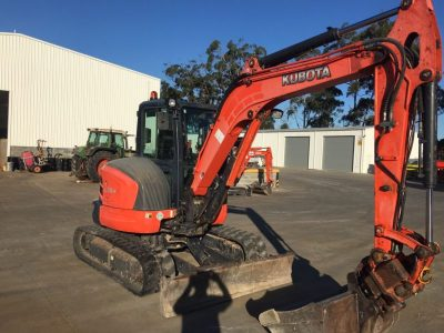 U55 Excavator Used for Sale