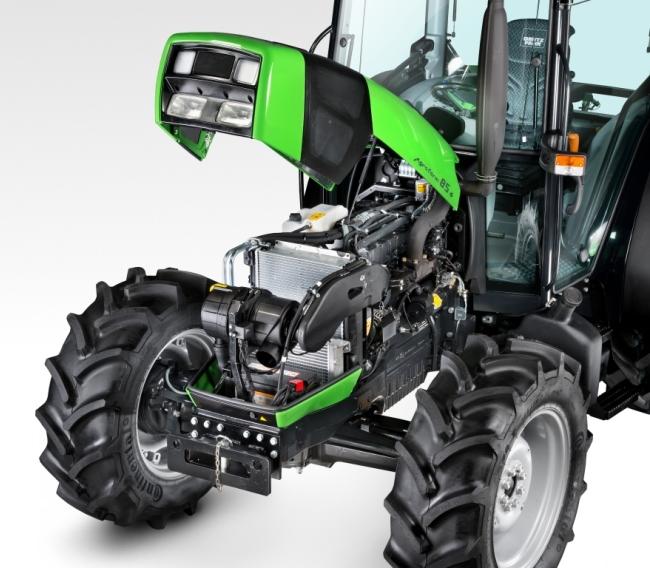 Deutz Fahr Agrofarm Series